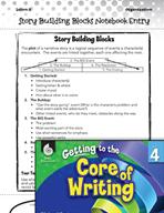 Writing Lesson Level 4 - Story Building Blocks