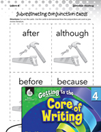 Writing Lesson Level 4 - Writing Complex Sentences
