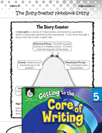 Writing Lesson Level 5 - Writing a Flowing Narrative