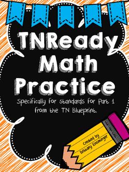 TNReady Math Practice {4th Grade}