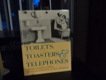 TOILETS,TOASTERS AND TELEPHONES ISBN   0-439-10492-0