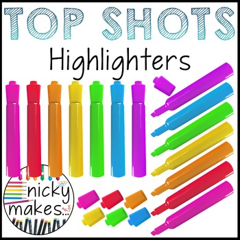 NickyMakes - TOP SHOTS - Highlighters