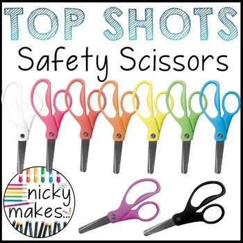 NickyMakes - TOP SHOTS - Safety Scissors