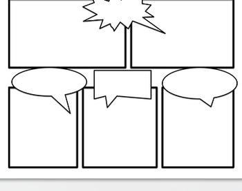 TPRS/CI Comic Strip Home Assignment