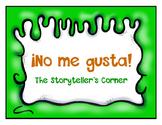 Spanish Food Story - No me gusta