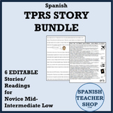 TPRS Storytelling Bundle