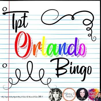 TPT Orlando BINGO!!!