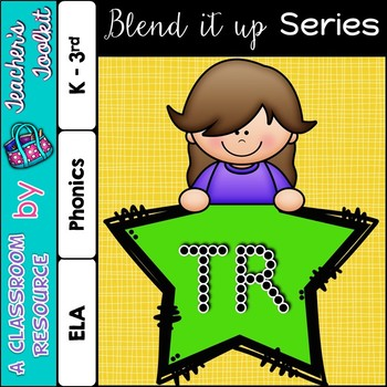 TR Blend {UK Teaching Resource}