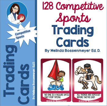 TRADING CARDS: Competitive Sports