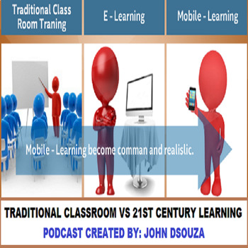 TRADITIONAL CLASSROOM VS 21ST CENTURY LEARNING