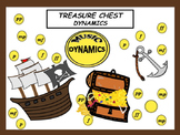TREASURE CHEST- MUSIC DYNAMICS!! -Loud & Soft w Answer Key