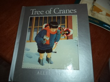 TREE OF CRANES  ISBN 0-590-46237-7