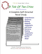 A Tale of Two Cities Novel Study Guide