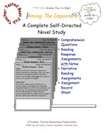 Among the Imposters Novel Study Guide