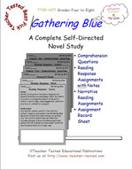 Gathering Blue Novel Study Guide