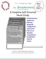 The Breadwinner Novel Study Guide