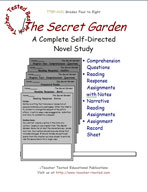 The Secret Garden Novel Study Guide