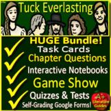 Tuck Everlasting Unit Novel Study