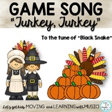 "Thanksgiving Orff and Kodaly Game Song: ""Turkey, Turkey"""