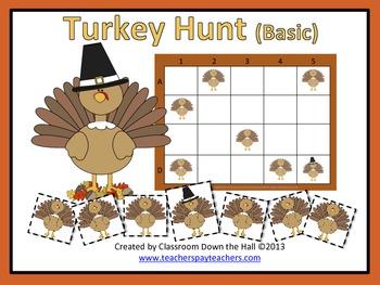 TURKEY HUNT (BASIC)