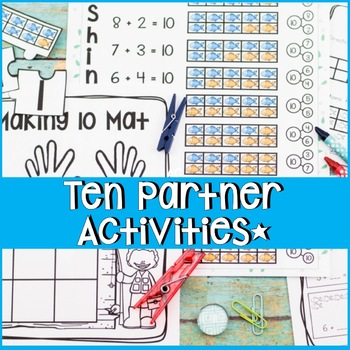 TWO WEEK COMPLETE MAKING 10 TEN PARTNERS UNIT GAMES, CENTE