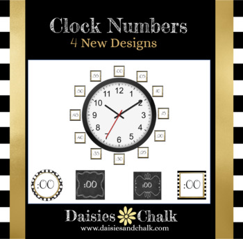 TWT Clock Numbers