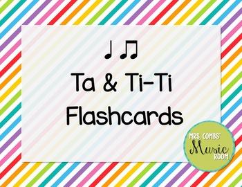 Ta & Ti-Ti Flashcards