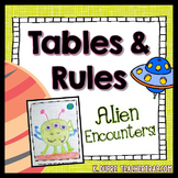 Tables & Rules