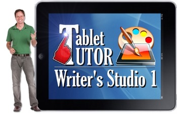 Tablet Tutor Mini Lesson:  Writer's Studio 1