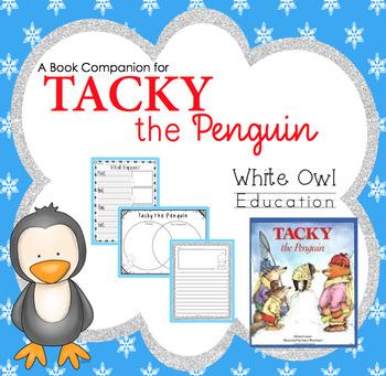 Tacky the Penguin Book Study