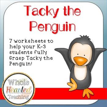Tacky the Penguin Book Study K-3