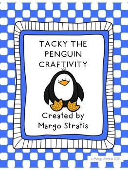 Tacky the Penguin Craftivity