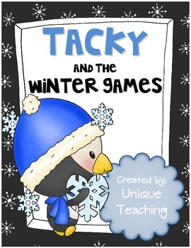 Tacky & the Winter Games