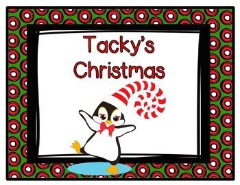 Tacky's Christmas Book Study