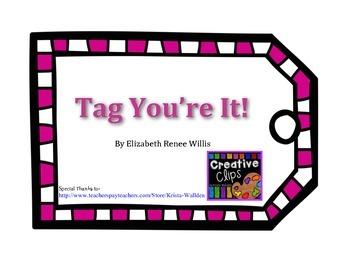 Tag You're It! 4th Grade