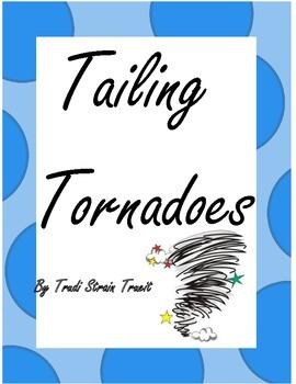 Tailing Tornadoes by Trudi Strain Trueit Imagine It -Fifth Grade