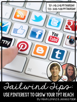 Tailwind Tips: Use Pinterest to Grow Your TPT Reach-- (TPT