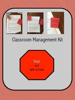 Take A Break: Classroom Management Kit