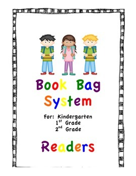 Take Home Book Bag System