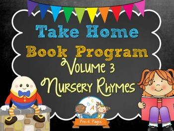 Take Home Book Program for Pre-K and Kindergarten vol. 3 N