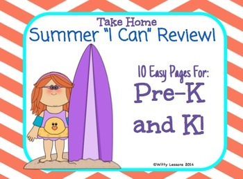 "Take Home Summer ""I Can"" Review"