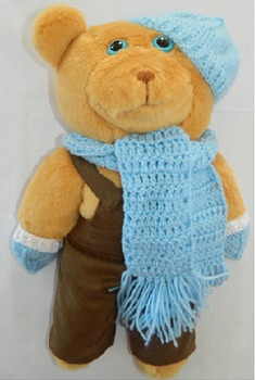 Take Home Ted Honey Bear 4 (Family Visits, Sharing, Trips,