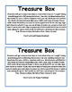 Take Home Treasure Box Slips