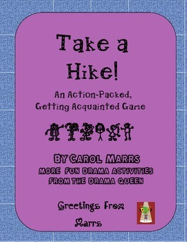 Drama Games-Take a Hike