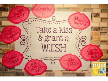Take a Kiss and Grant a Wish