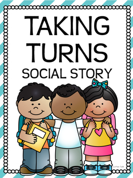 Taking Turns Social Story
