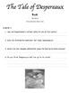 Tale of Despereaux Comprehension Questions