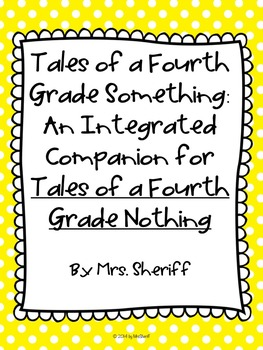 Tales of a 4th Grade Nothing - Good for Beginning of the Y