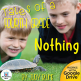 Tales of a Fourth Grade Nothing Unit Novel Study