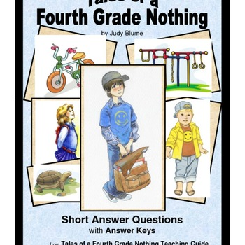 Tales of a Fourth Grade Nothing Short Answer Questions